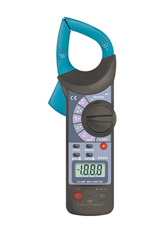 Picture of EM465A, CLAMP MULTIMETER