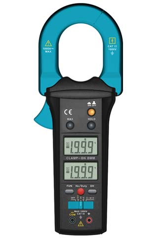Picture of EM467C, DIGITAL CLAMP METER