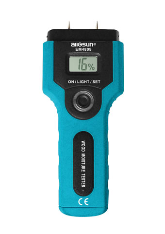 Picture of EM4808, Wood Moisture Meter
